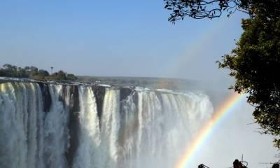 Водопад Виктория как добраться