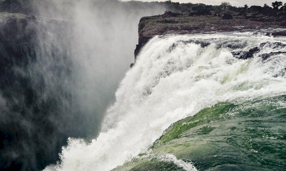 Водопад Виктория из России