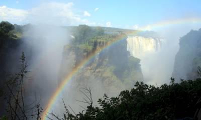 Водопад Виктория координаты