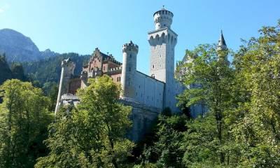 замок Нойшванштайн как добраться